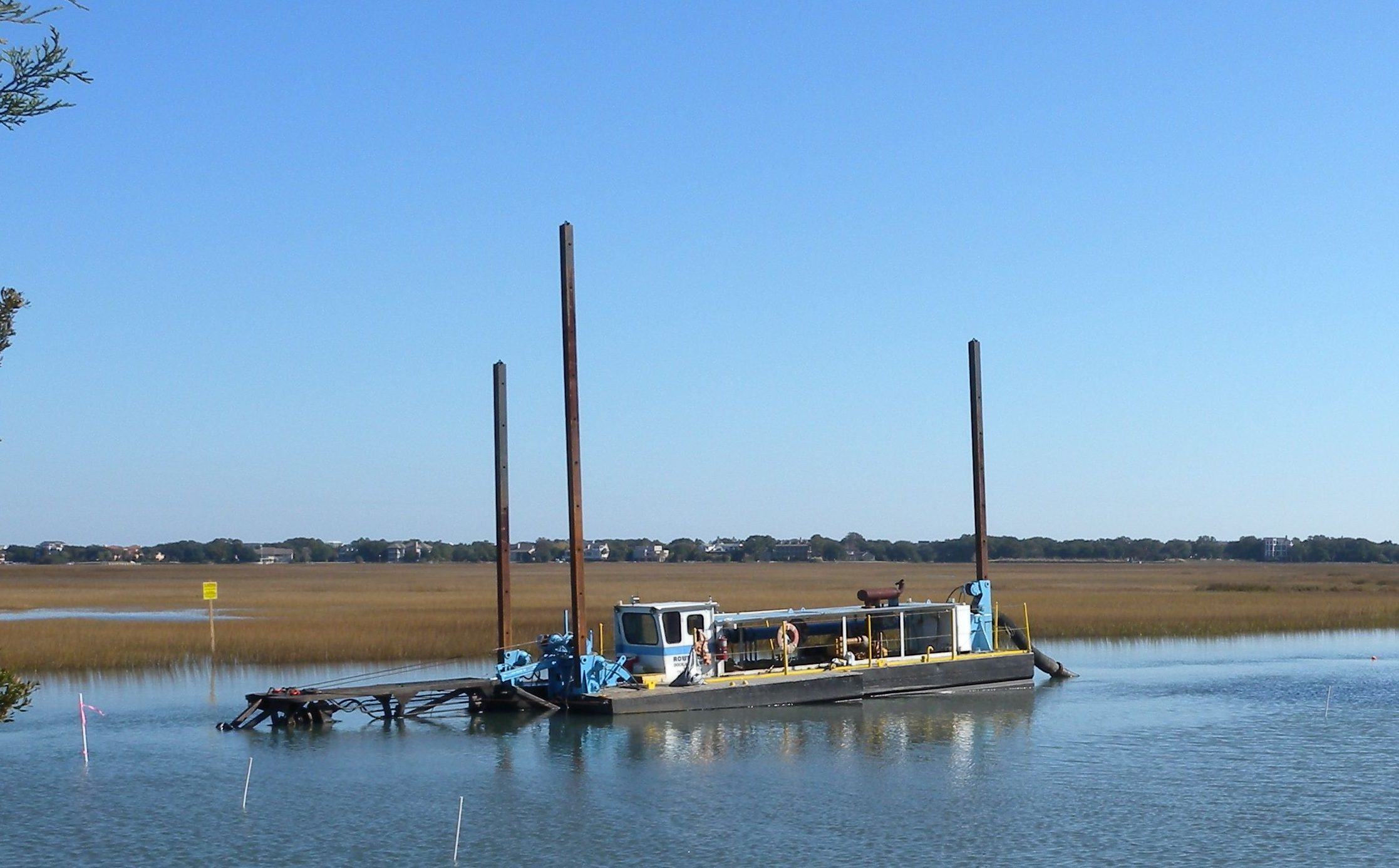 Canal Dredge Project – 2018/19