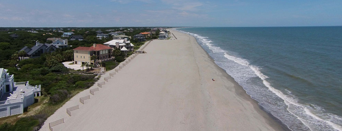 Baruch, DeBordieu Reach Settlement Agreement on Beach Nourishment