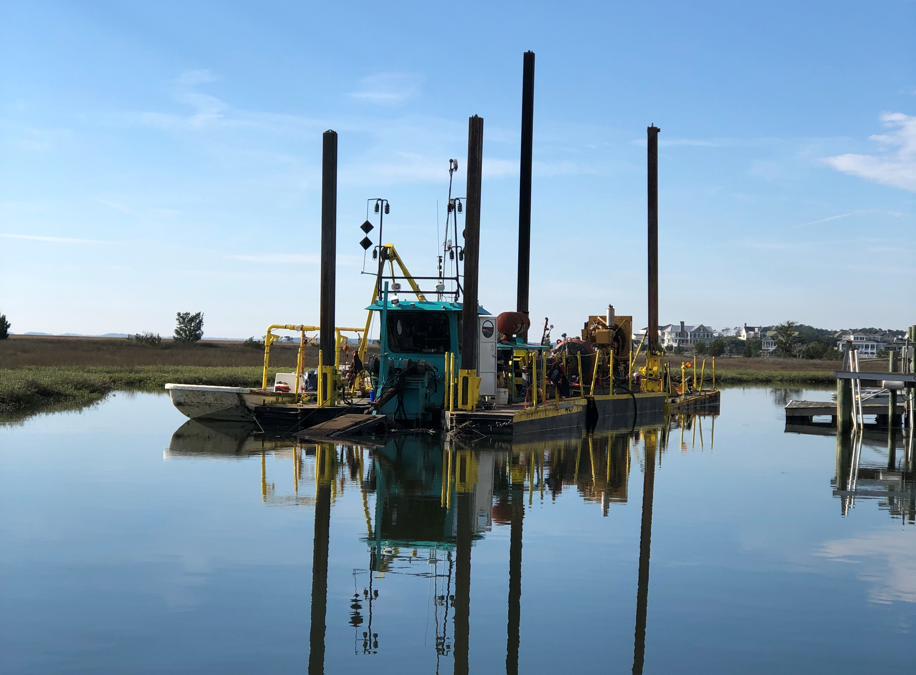 Canal Dredging Update – Wednesday, December 12, 2018