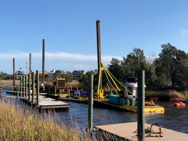 Canal Dredging Update – Friday, December 21, 2018