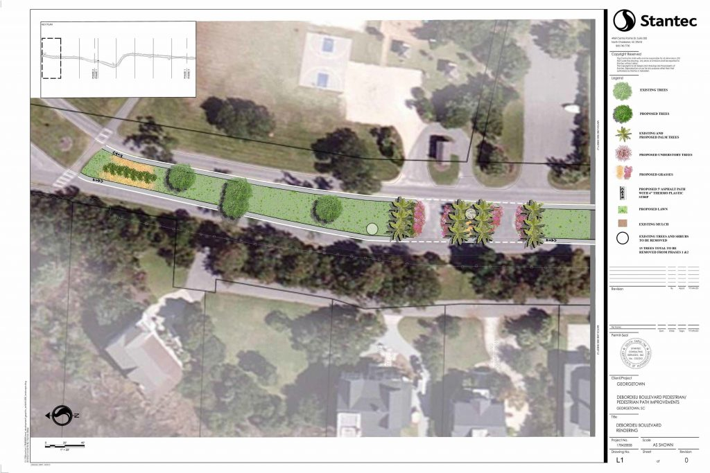 DeBordieu Boulevard Construction to Begin This Week