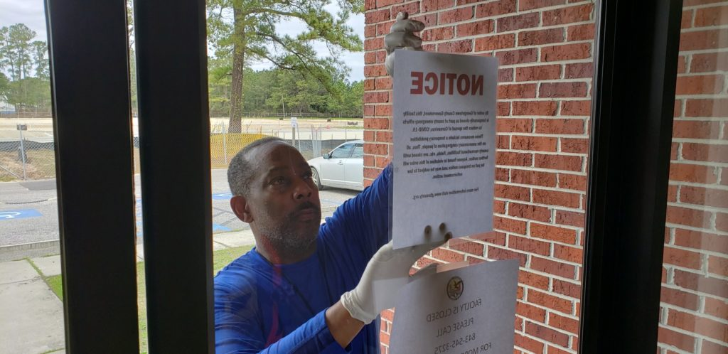 Georgetown County Declares State of Emergency — Closes Rec Facilities