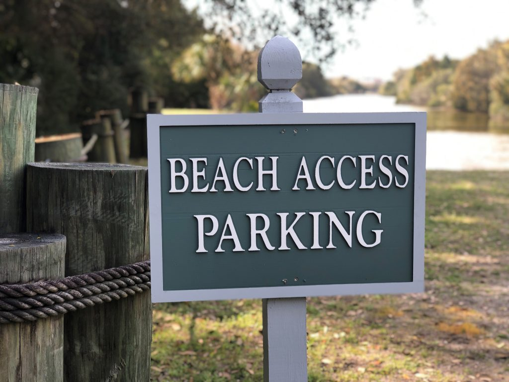Beach Access and Parking Committee Update